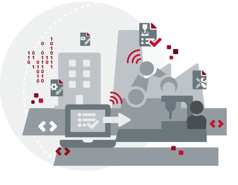 SAP-integrierte Feinplanung für Werkzeuge und Betriebsmittel