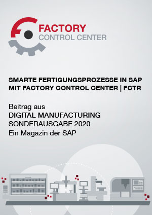 Digital Manufacturing Sonderheft Advertorial FCTR