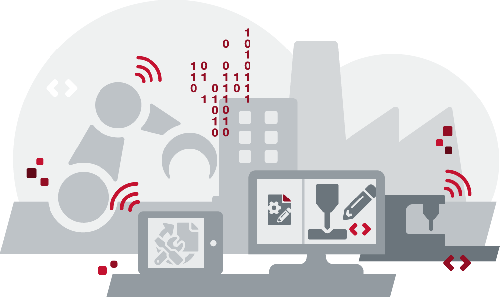 Digitalisierung der Fertigung - vollintegriert in SAP