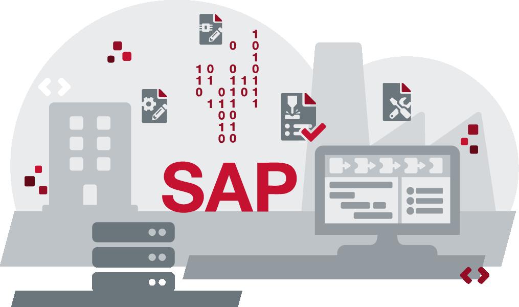 Einheitliche Daten und Prozesse in SAP
